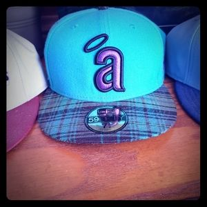 Angel's fitted hat
